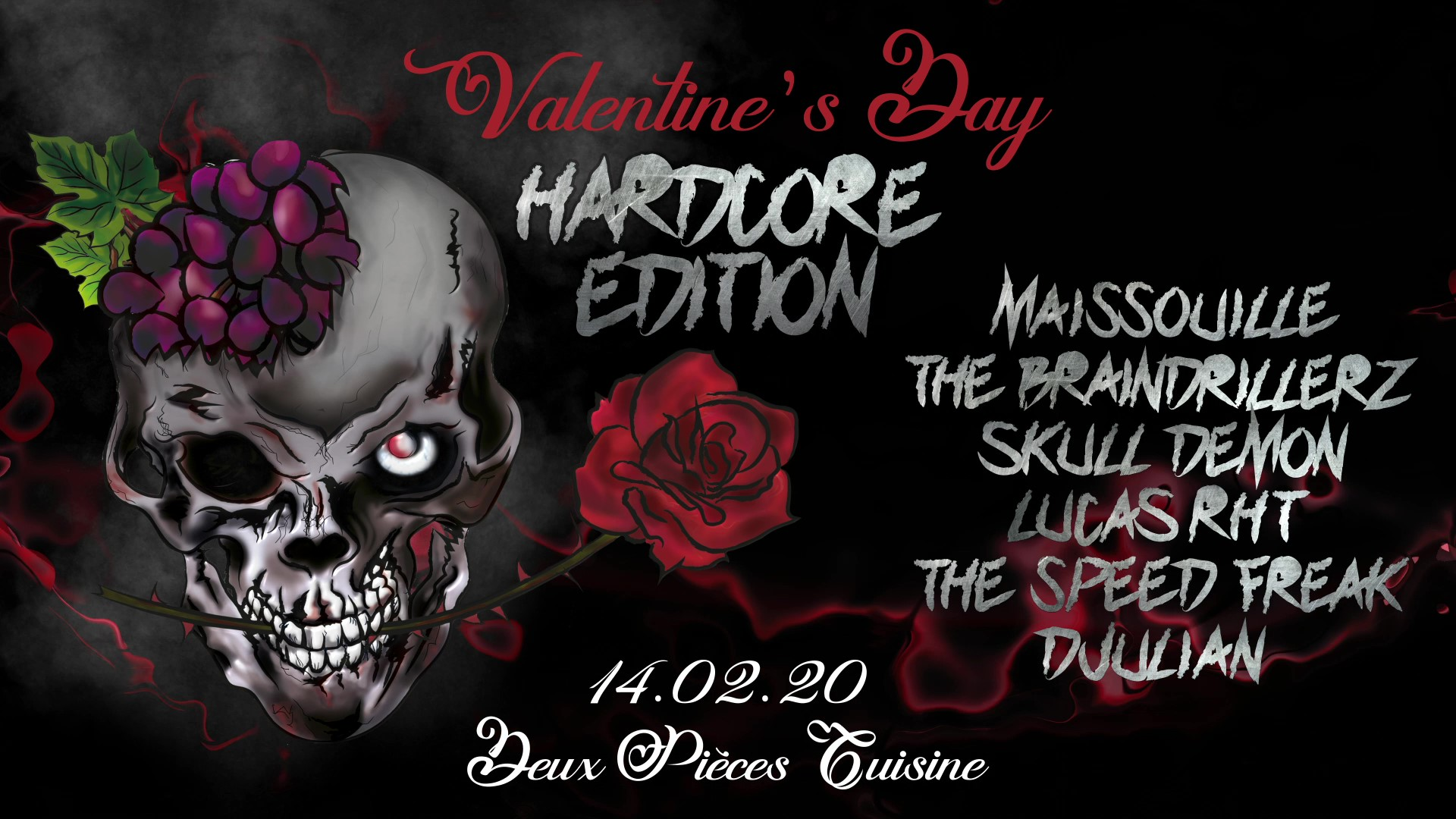 Valentine's Day : Hardcore Edition