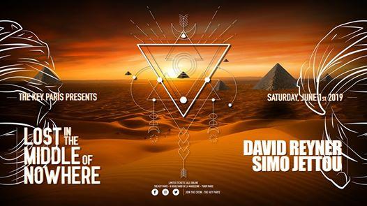 The Key presents : David Reyner B2B Simo Jettou all night long