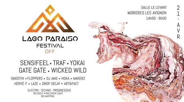OFF] Lago Paraiso : 2 stages (Veille de jour férié)