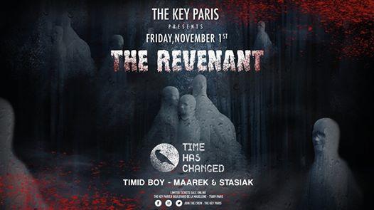 The Key x Time Has Changed: Timid Boy, Maarek & Stasiak