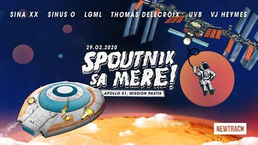 Spoutnik sa mère - S01 E02 : Apollo 51, mission Pastis