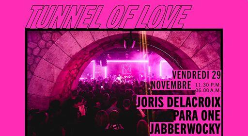 Tunnel Of Love : Joris Delacroix, Para One, Jabberwocky