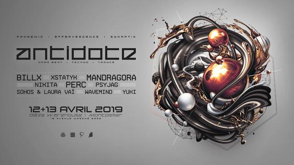 Antidote : Mandragora / Perc / Billx and more