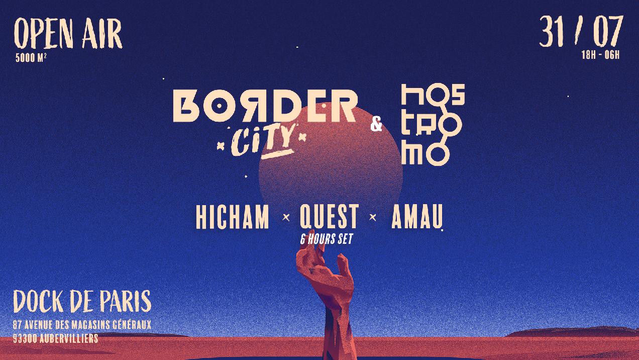 Border City x Nostromo