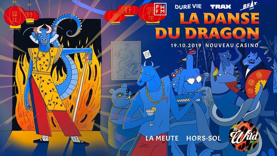 La Wild : La Danse Du Dragon