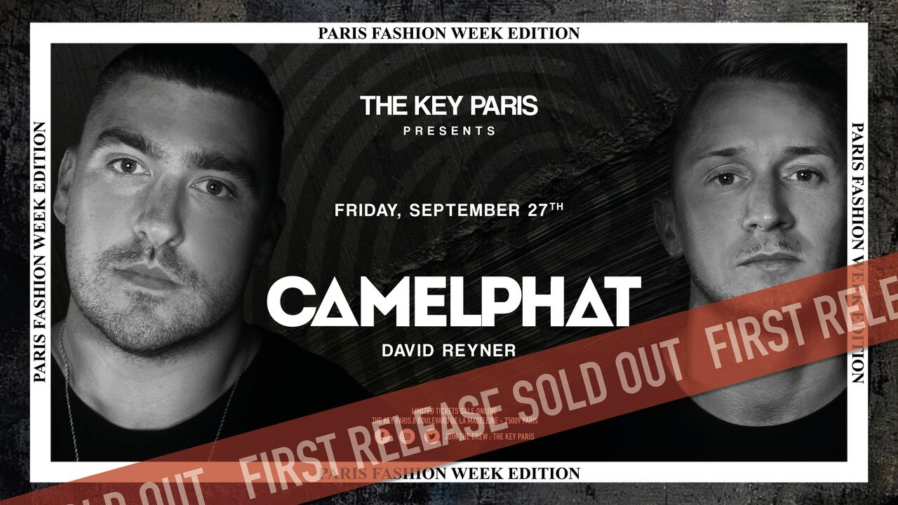 CamelPhat - Paris Fashion Week Edition