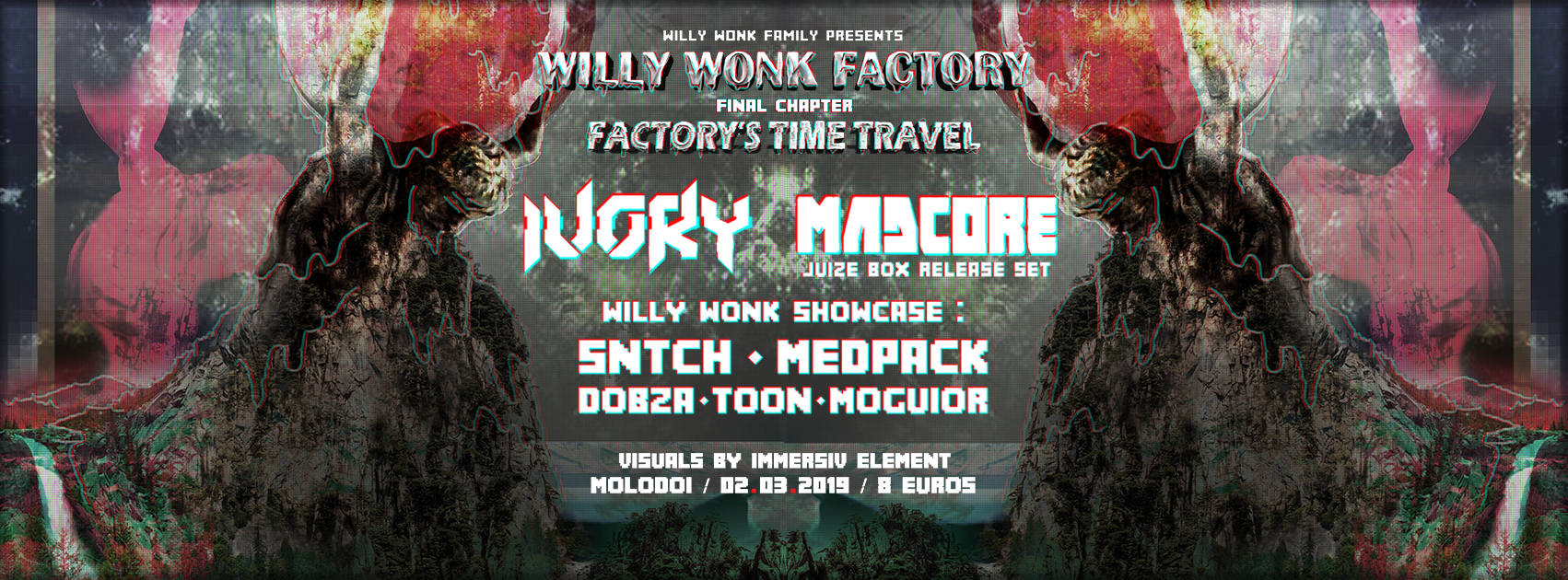 Willy Wonk Factory #Final Chapter / Factory's Time Travel