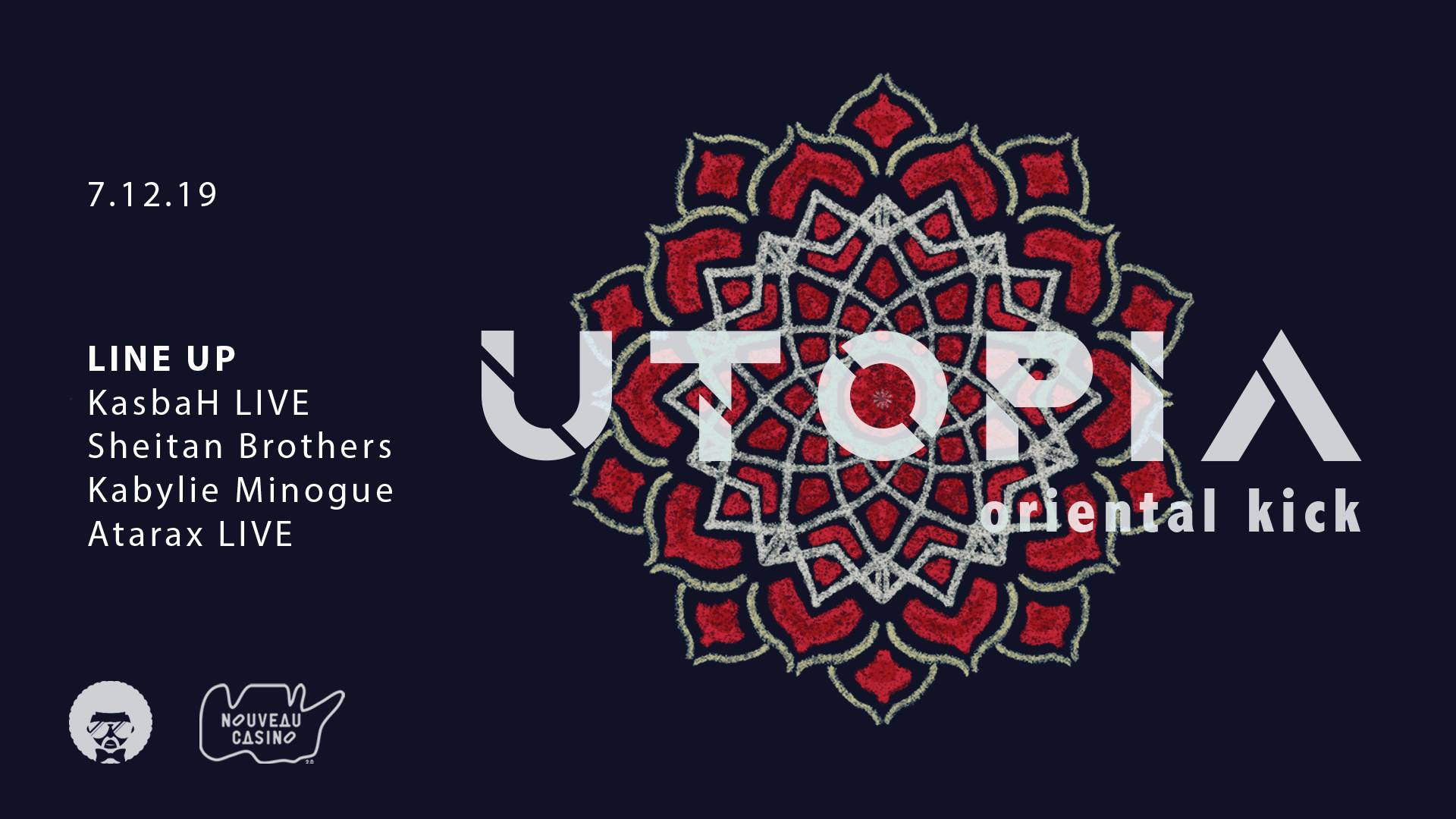 Utopia : Oriental Kick