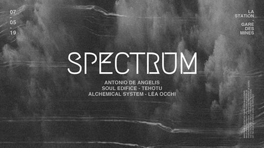 Spectrum - La Station (Veille de jour férié)