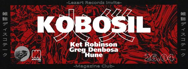 Lezart Records /w Kobosil
