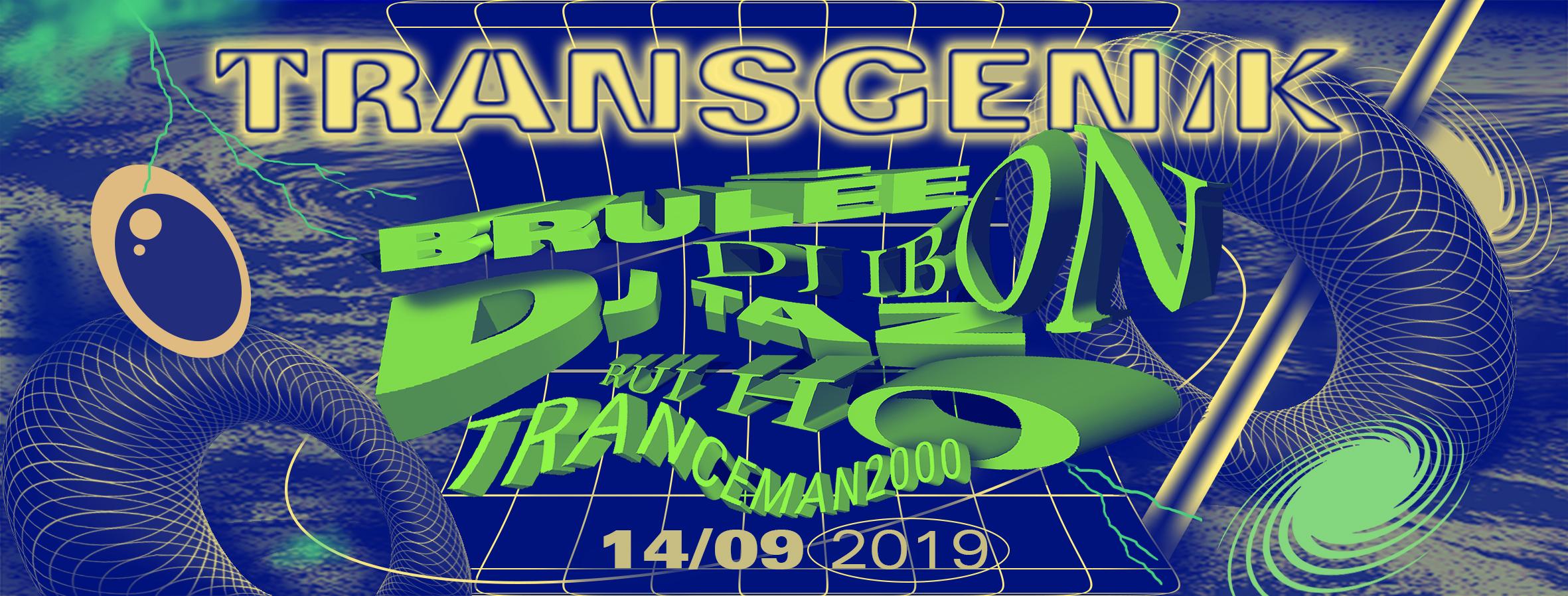 Transgenik