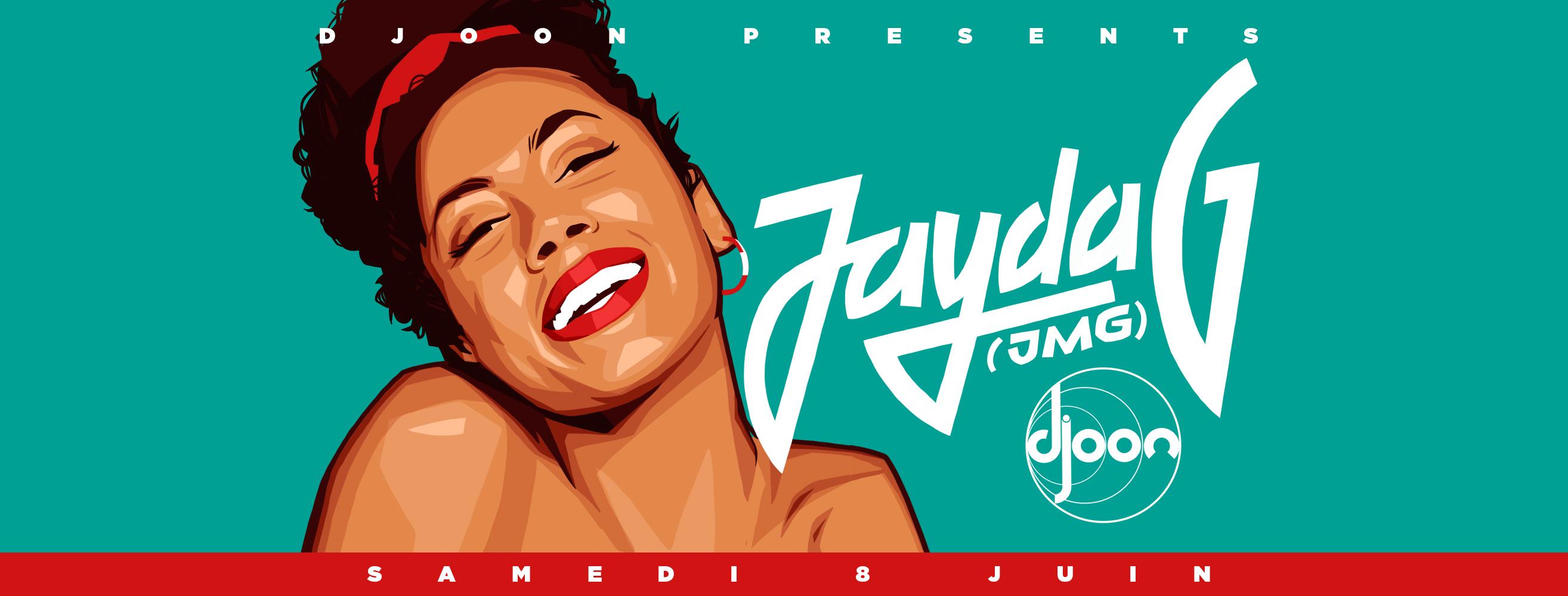 Djoon invites Jayda G