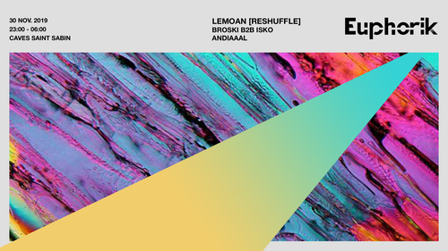 Euphorik residents w/ Lemoan [Reshuffle Music]