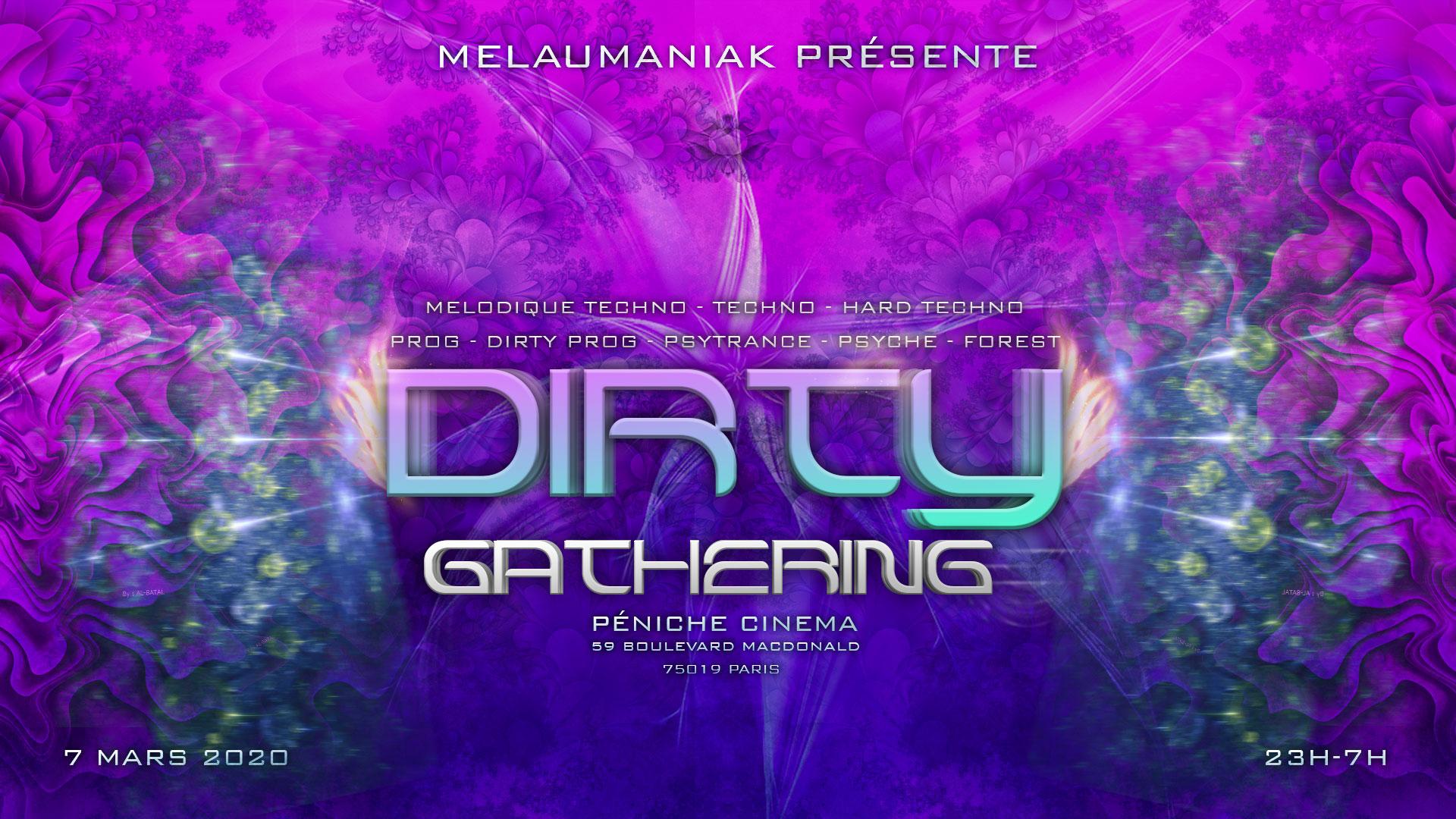 Dirty Gathering by Mélaumaniak