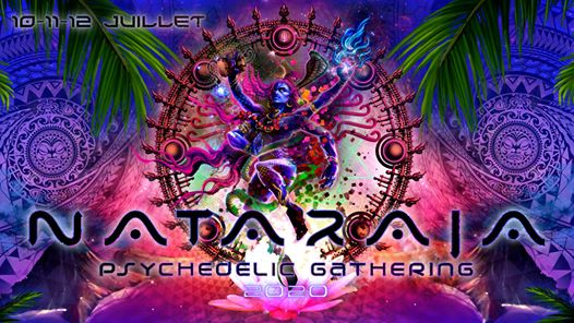 SOLD OUT !!! Nataraja Psychedelic Gathering 2020 (Oceania Edition)
