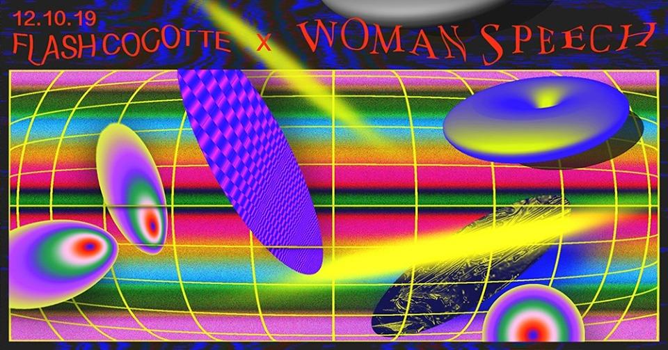 Flash Cocotte x Woman's Speech