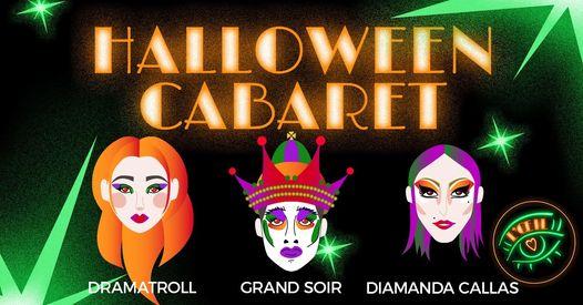 [ANNULÉ] Le Cabaret de l'Oeil tremble avec Grand Soir, Diamanda Callas et DramaTroll