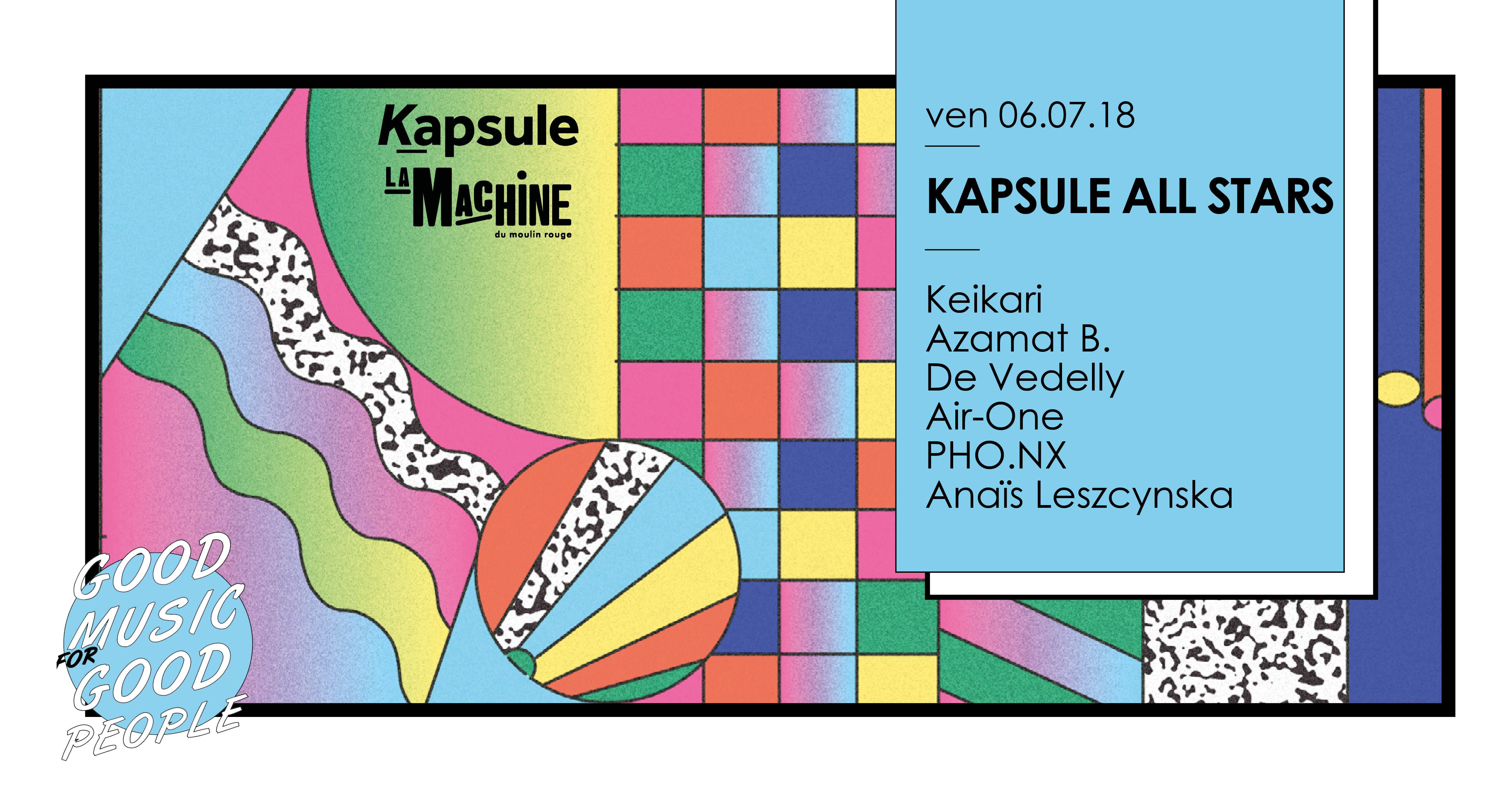 Kapsule : All Stars
