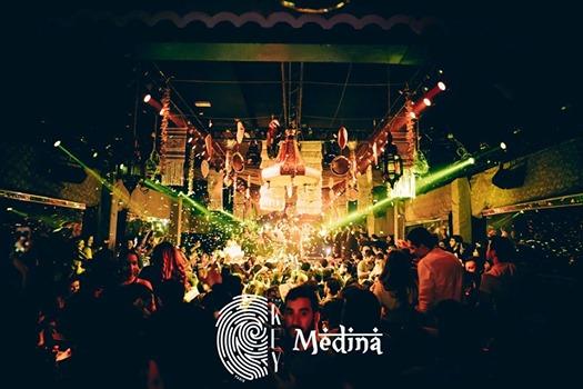 The Key Paris presents : Medinā