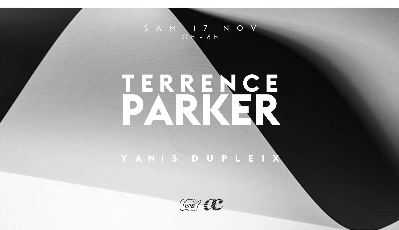 Togæther & Open Minded présentent Terrence Parker