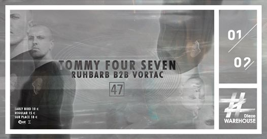 Tommy Four Seven at Dieze Warehouse