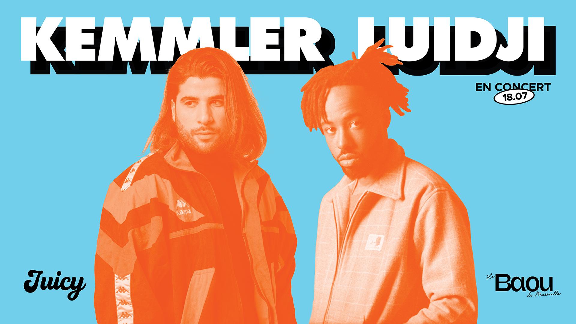 Baou : Juicy w/ Kemmler & Luidji
