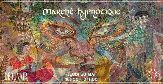 Marché Hypnotique: Feathered Sun Live