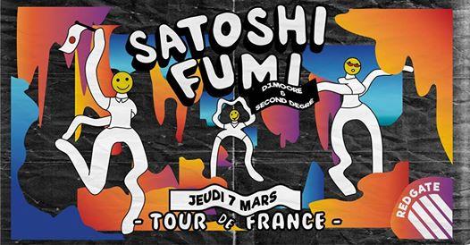 SECOND DEGRÉ : Satoshi Fumi FR tour