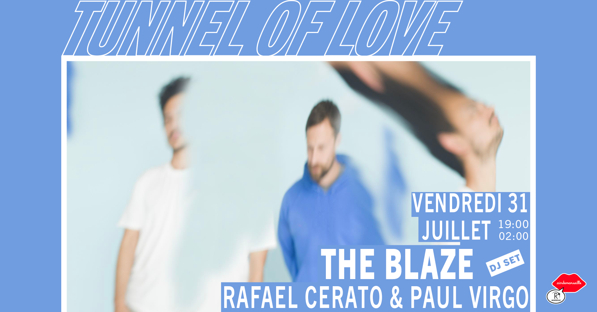 R2 Rooftop • Tunnel Of Love • The Blaze