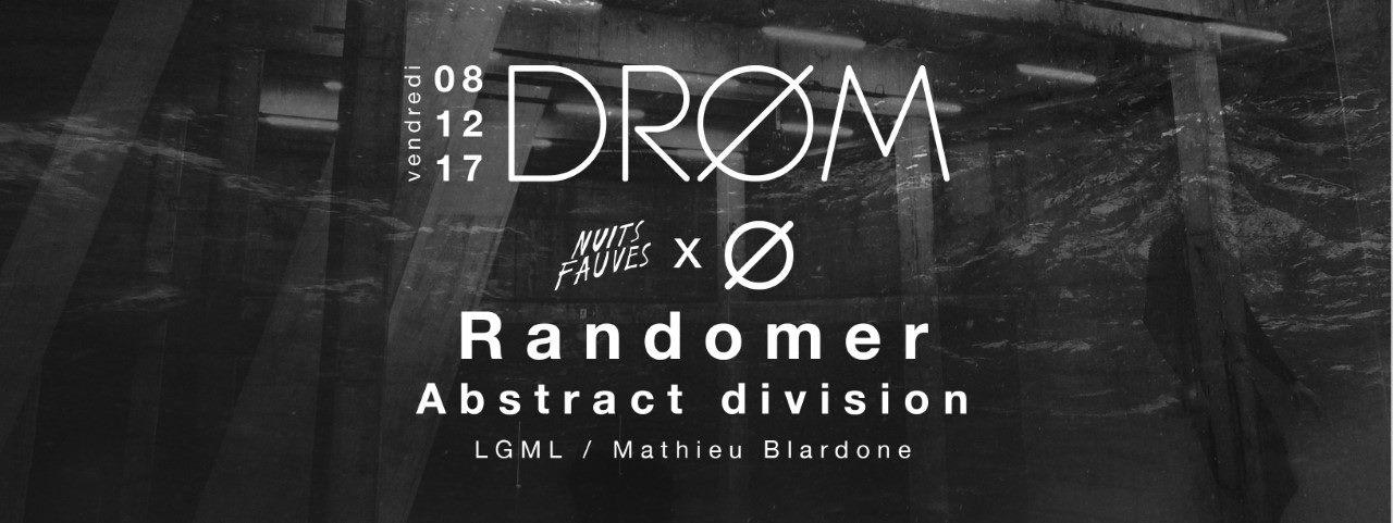 DRØM- Randomer / Abstract Division