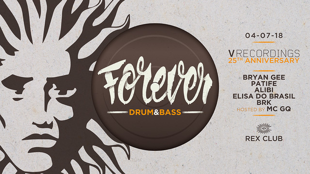 Forever DNB : 25 Years of V Recordings