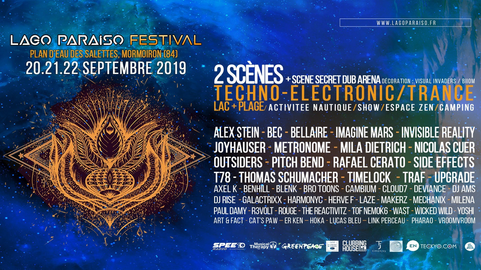 Lago Paraiso Festival 2019