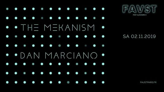 Faust: The Mekanism, Dan Marciano