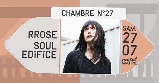 Motel Machine : Rrose, Soul Edifice