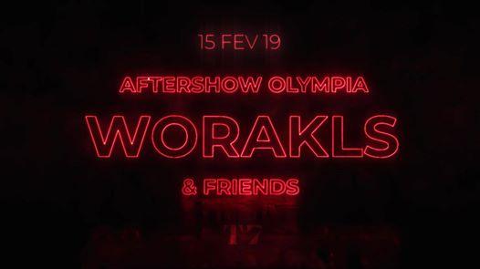 T7 x Worakls & Friends - Aftershow Olympia