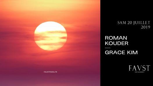 Faust w/ Roman Kouder & Grace Kim