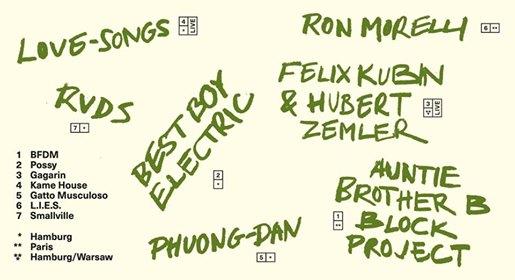 Hamburg Electronic Music