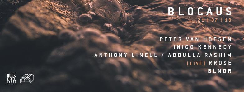 ANNULE // BLOCAUS w Peter Van Hoesen, Anthony Linell, Inigo Kennedy, Rrose