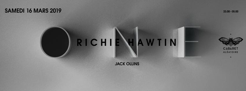 ONE | RICHIE HAWTIN