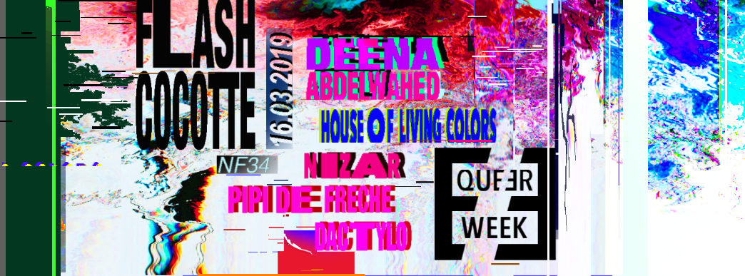 Flash Cocotte x Queer Week