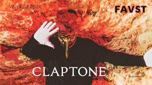 Faust reçoit Claptone