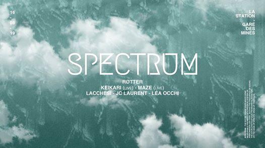 Spectrum - La Station (20h/06h)