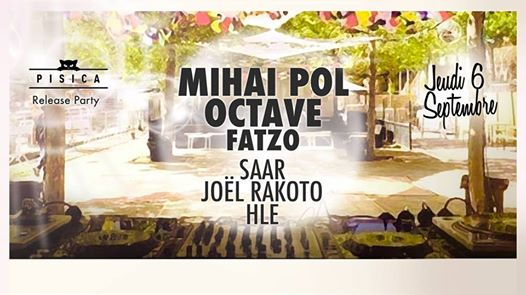 Les Barges Reopening x Pisica w/ Mihai Pol, Octave & More