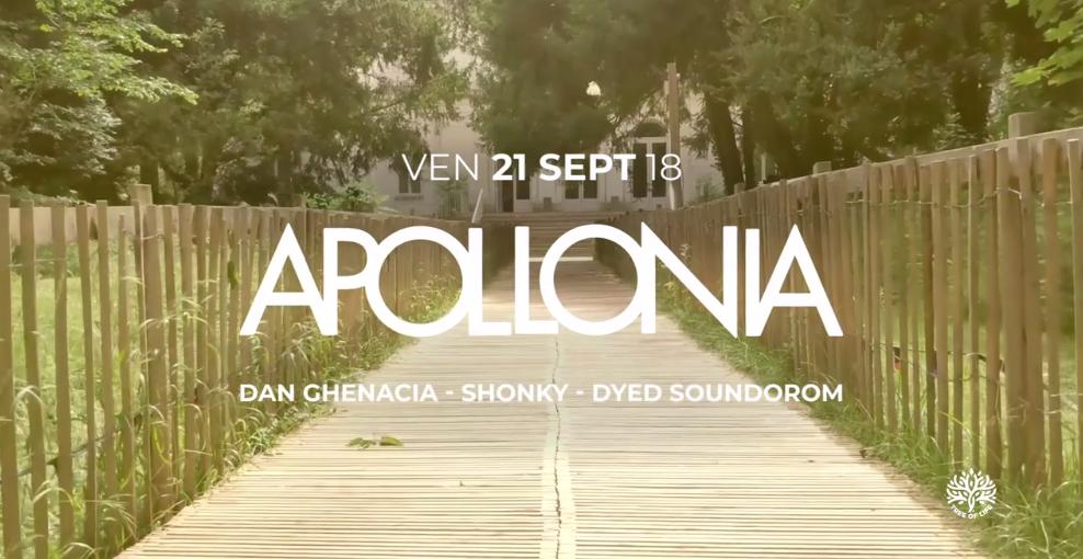 La Clairière : Apollonia