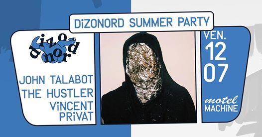 Motel Machine : Dizonord Summer Party