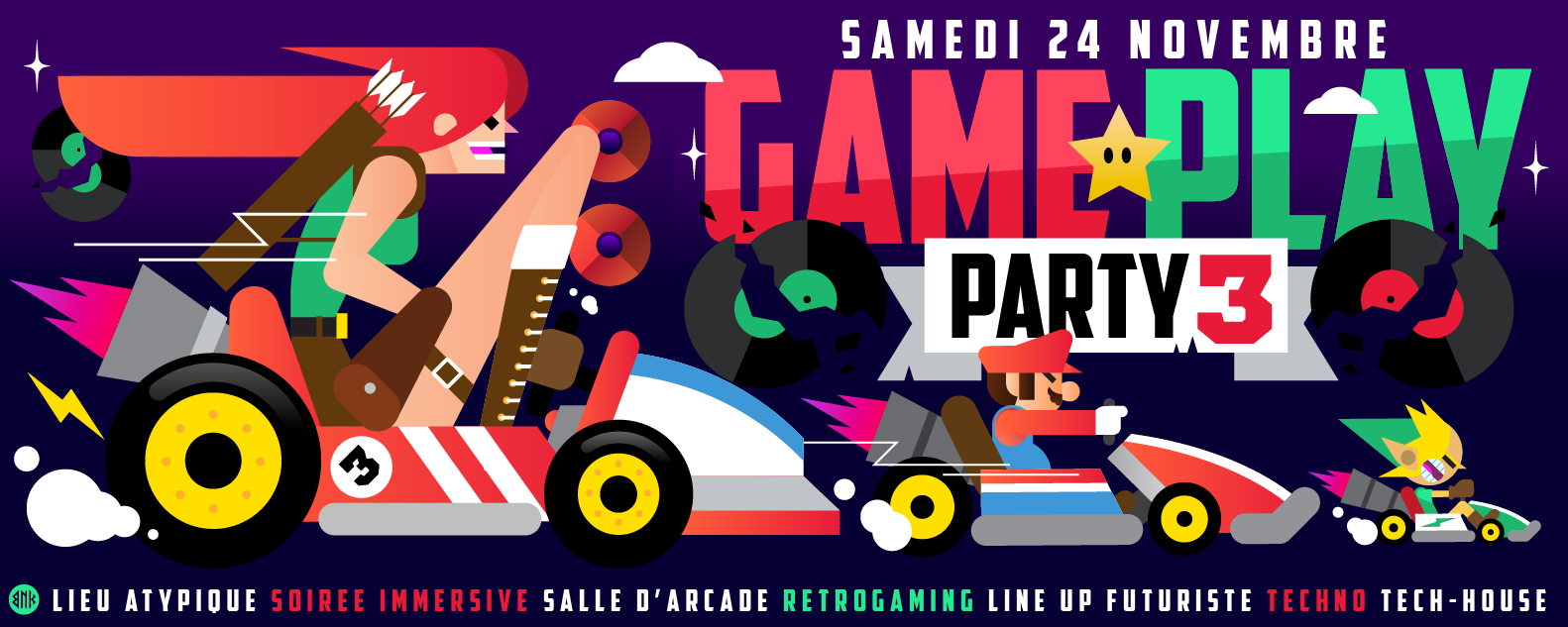 Gameplay Party #3