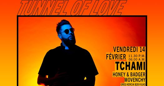 Tunnel Of Love : Tchami