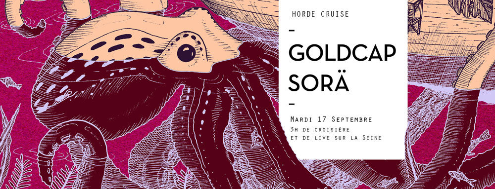 Horde Cruise S3E13 : Goldcap, Sorä