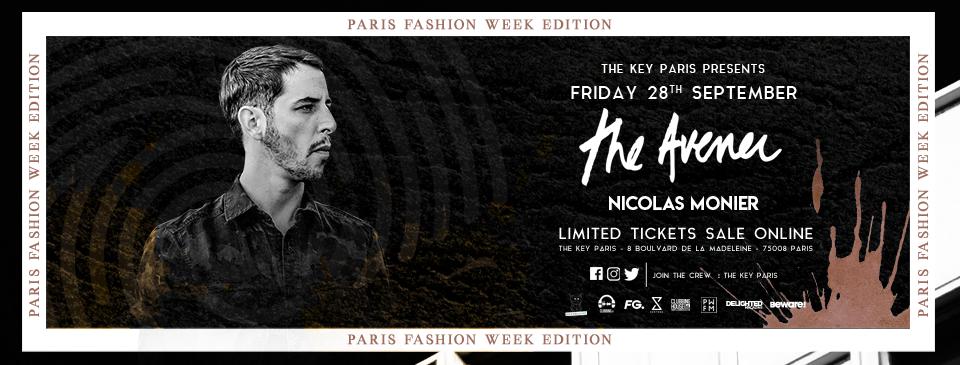 Paris Fashion Week Edition : The Avener
