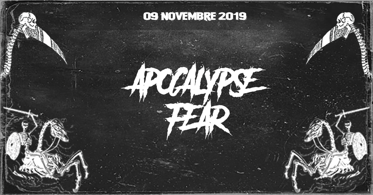 Apocalypse : Fear